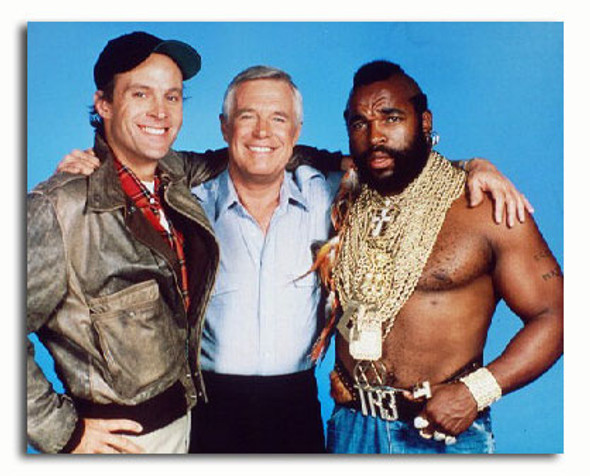 (SS2872675) Cast   The A-Team Television Photo