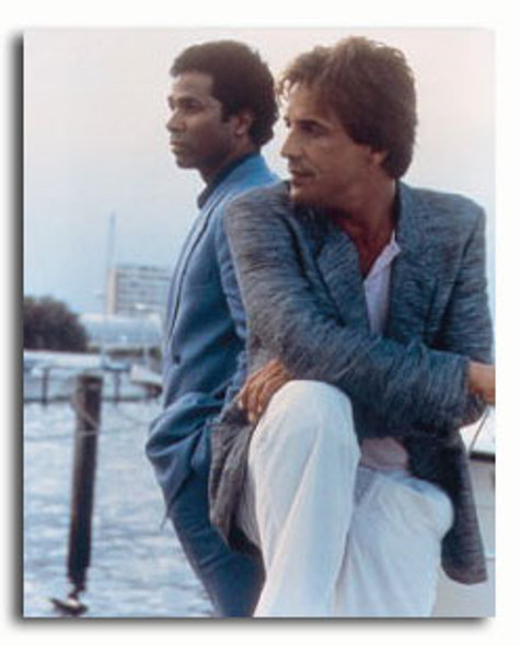 (SS2877381) Cast   Miami Vice Television Photo