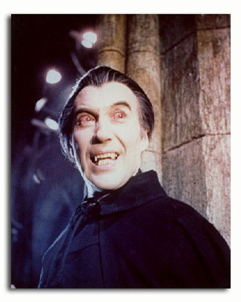 (SS2881879) Christopher Lee  Dracula: Prince of Darkness Movie Photo