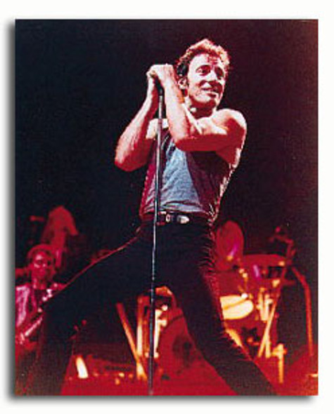 (SS2890082) Bruce Springsteen Music Photo