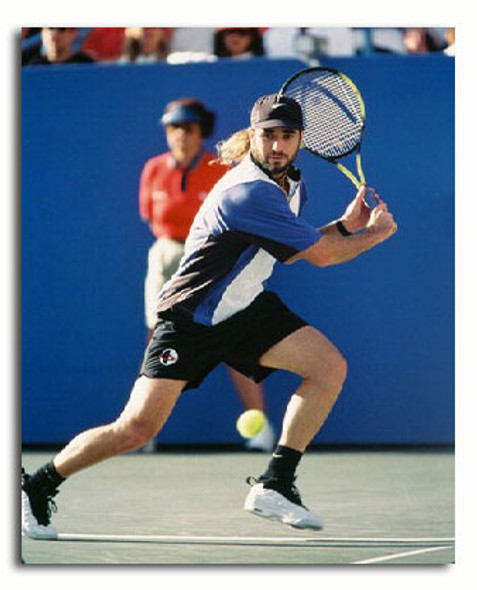 (SS2892305) Andre Agassi Sports Photo