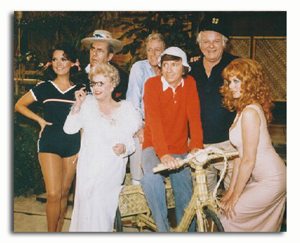 (SS2900976) Cast   Gilligan's Island Television Photo