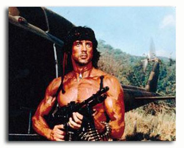 (SS2908256) Sylvester Stallone  Rambo: First Blood Part II Movie Photo
