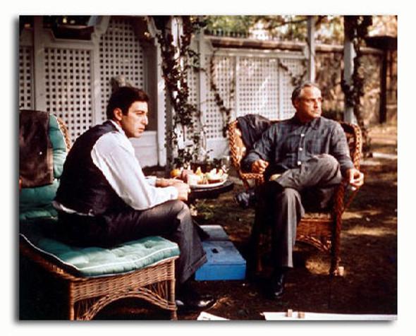 (SS2912312) Cast   The Godfather Movie Photo