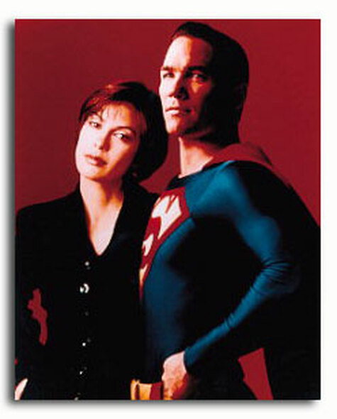 (SS2912897) Cast   Lois & Clark: The New Adventures of Superman Television Photo