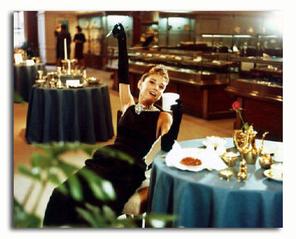 (SS2914457) Audrey Hepburn  Breakfast at Tiffany's Movie Photo