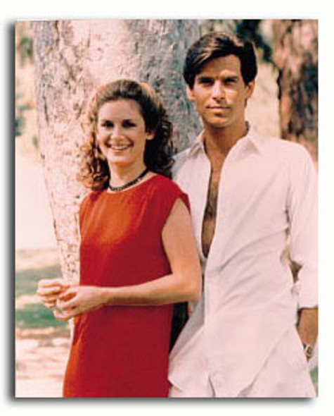 (SS2963857) Cast   Remington Steele Television Photo