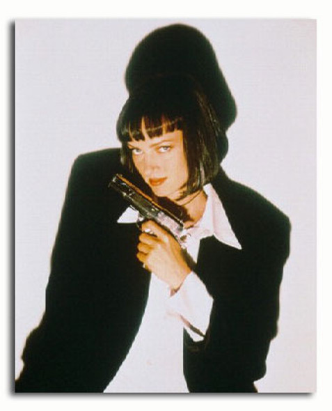 (SS2967913) Uma Thurman  Pulp Fiction Movie Photo