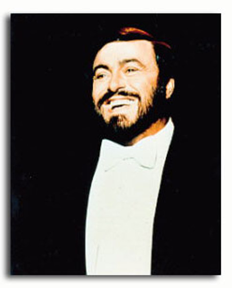 (SS3004612) Luciano Pavarotti Music Photo