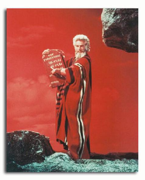 (SS3009097) Charlton Heston  The Ten Commandments Movie Photo