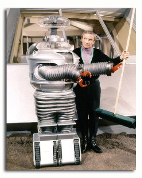 (SS3009435) Jonathan Harris  Lost in Space Television Photo