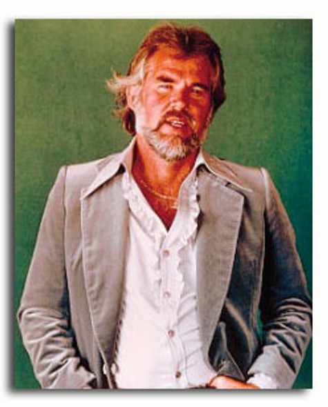 (SS3010202) Kenny Rogers Music Photo