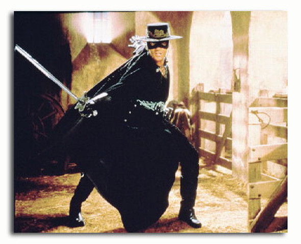 (SS3012971) Antonio Banderas  The Mask of Zorro Movie Photo