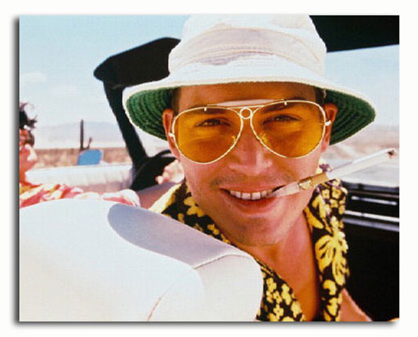 (SS3013712) Johnny Depp  Fear and Loathing in Las Vegas Movie Photo
