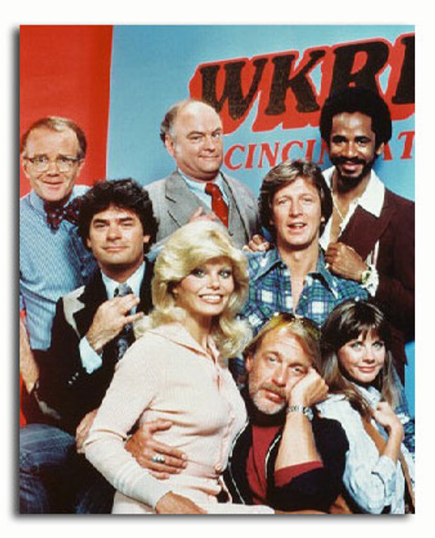 (SS3016637) Cast   WKRP in Cincinnati Television Photo