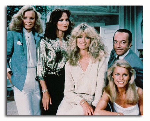 (SS3027284) Cast   Charlie's Angels Television Photo