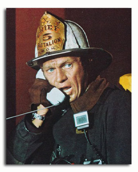 (SS3029143) Steve McQueen  The Towering Inferno Movie Photo