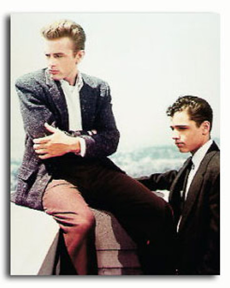 (SS3053440) James Dean, Sal Mineo Movie Photo