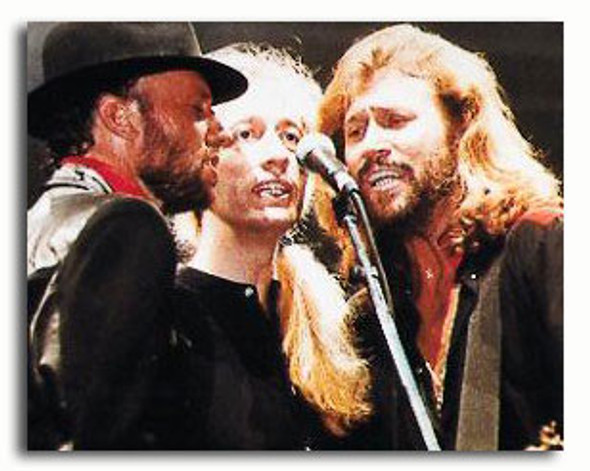 (SS3054272) The Bee Gees Music Photo