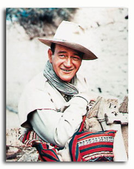 (SS3057925) John Wayne  Legend of the Lost Movie Photo
