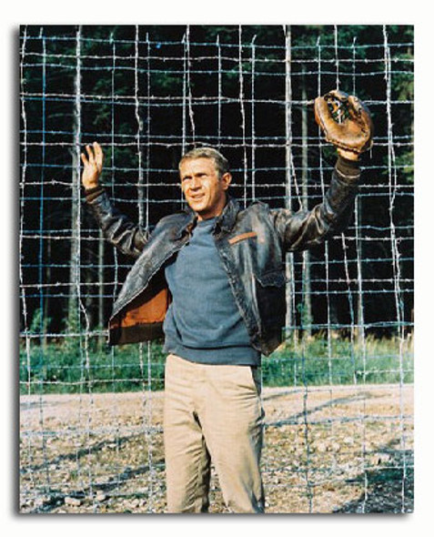 (SS3059875) Steve McQueen  The Great Escape Movie Photo