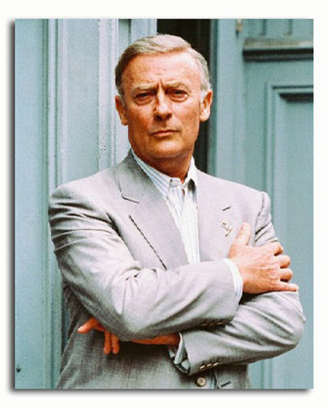 (SS3074825) Edward Woodward  The Equalizer Movie Photo