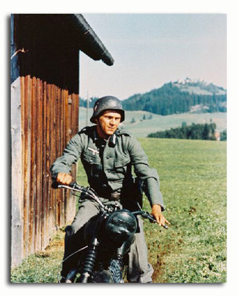 (SS3094923) Steve McQueen  The Great Escape Movie Photo