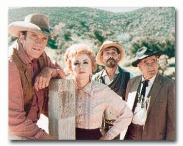 (SS3099122) Cast   Gunsmoke Television Photo