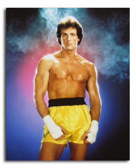 (SS3101332) Sylvester Stallone  Rocky II Movie Photo