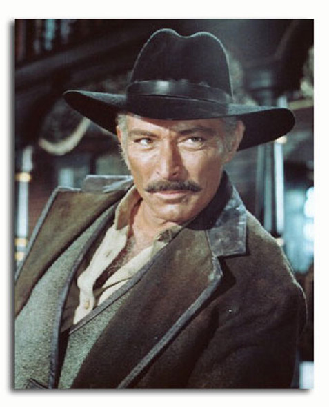 (SS3101540) Lee Van Cleef  The Magnificent Seven Ride! Movie Photo