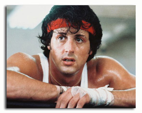 (SS3106727) Sylvester Stallone  Rocky II Movie Photo