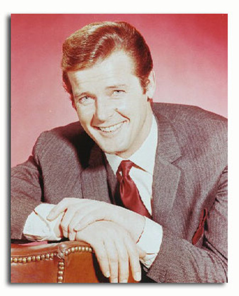 (SS3116399) Roger Moore  The Saint Movie Photo