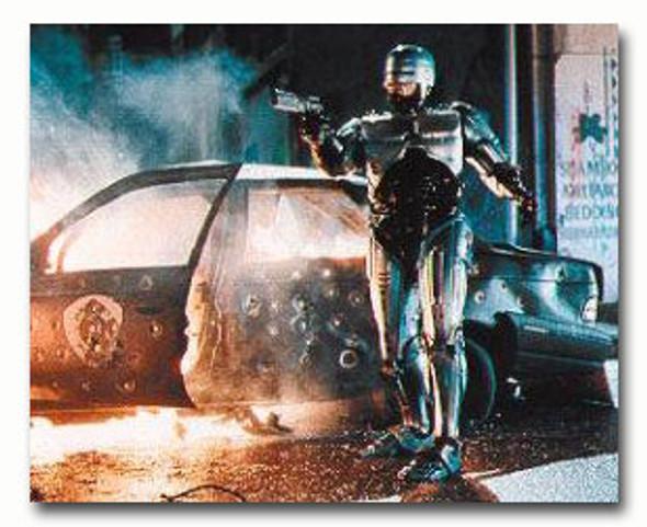 (SS3116984) Peter Weller  RoboCop Movie Photo