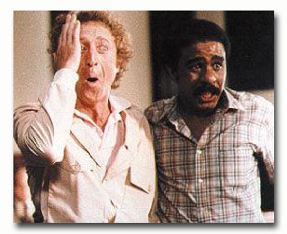 (SS3117699) Gene Wilder, Richard Pryor Movie Photo