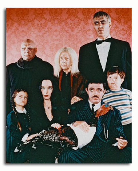 (SS3124316) Cast   The Addams Family Television Photo