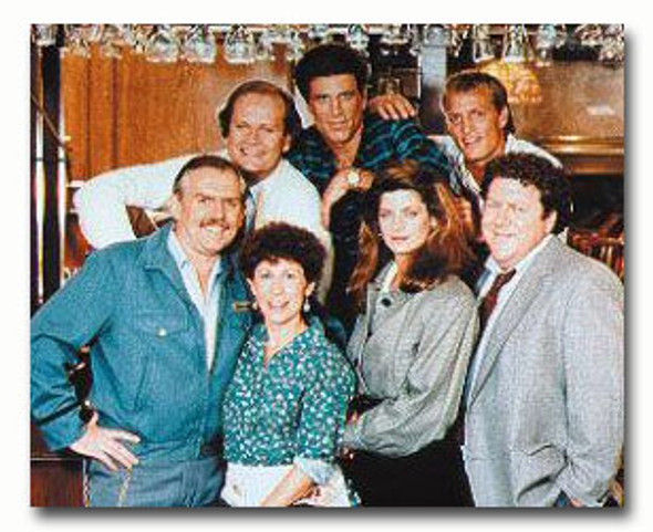 (SS3125044) Cast   Cheers Television Photo