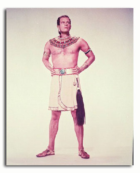 (SS3126253) Charlton Heston  The Ten Commandments Movie Photo