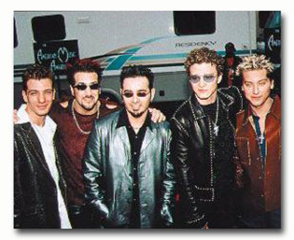 (SS3132584) NSYNC Music Photo