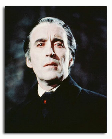 (SS3137108) Christopher Lee  Dracula Has Risen  Movie Photo