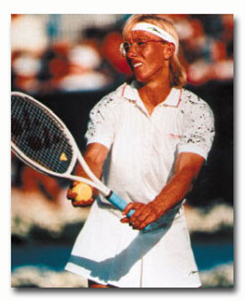 (SS3137810) Martina Navratilova Sports Photo