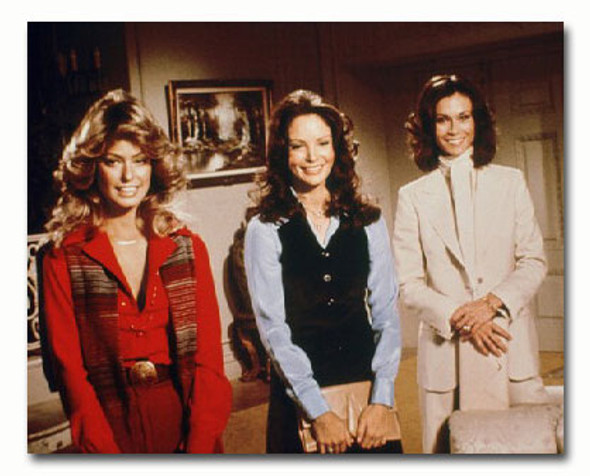 (SS3141788)  Charlie's Angels Television Photo