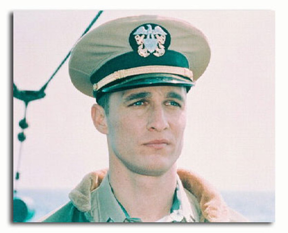 (SS3148769) Matthew McConaughey  U-571 Movie Photo