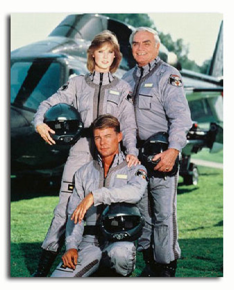 (SS3151668) Cast   Airwolf Television Photo