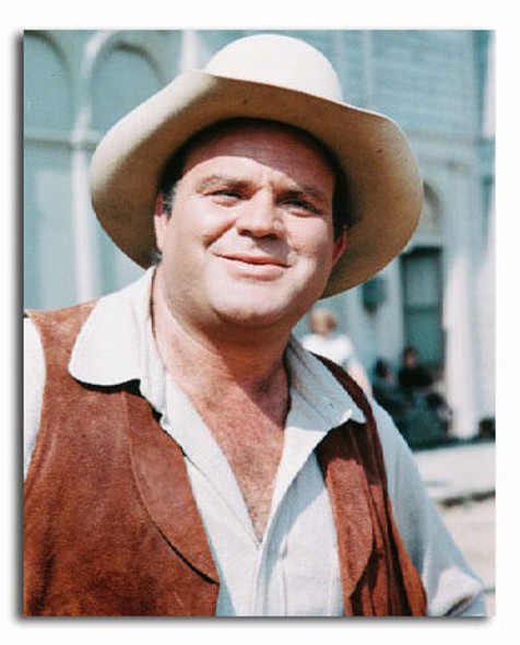 (SS3152019) Dan Blocker  Bonanza Movie Photo
