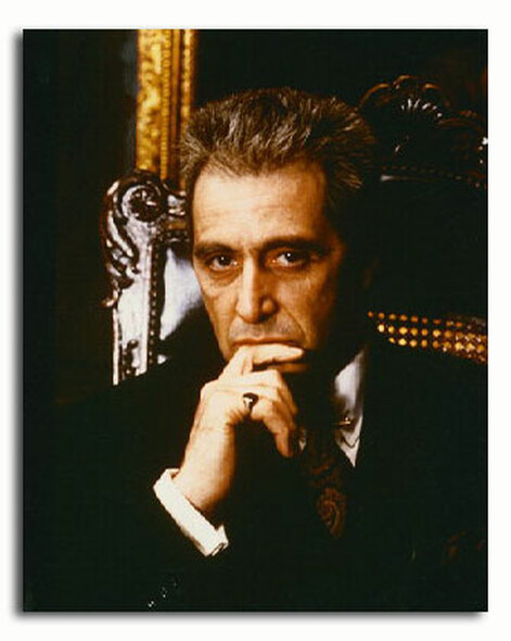 (SS3154619) Al Pacino  The Godfather: Part III Movie Photo