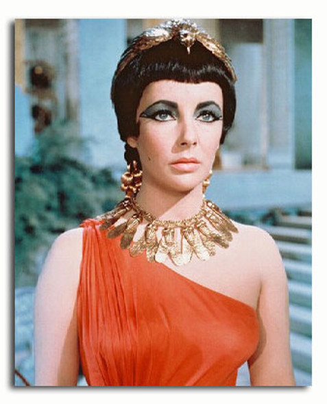 (SS3155529) Elizabeth Taylor  Cleopatra Movie Photo