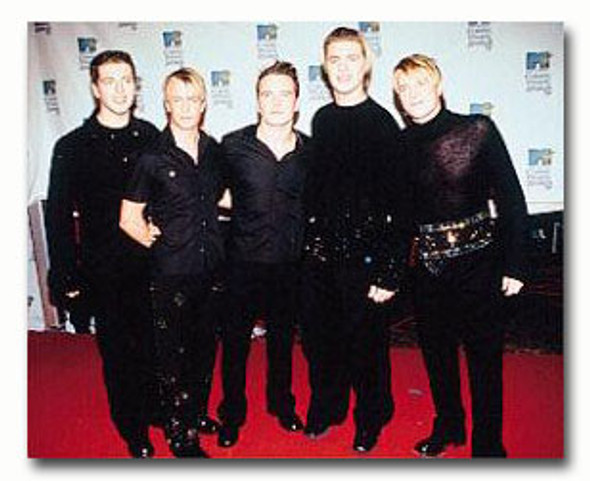 (SS3155776) Westlife Music Photo