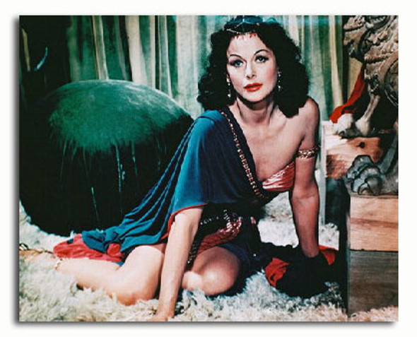 (SS3159143) Hedy Lamarr  Samson and Delilah Movie Photo