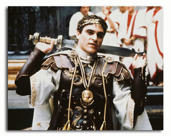 (SS3159988) Joaquin Phoenix  Gladiator Music Photo