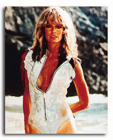 (SS3163446) Farrah Fawcett  Sunburn Movie Photo